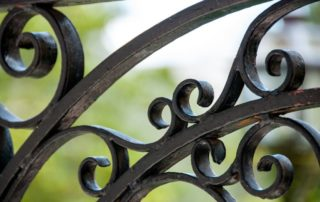 Advantages of wrought iron fences