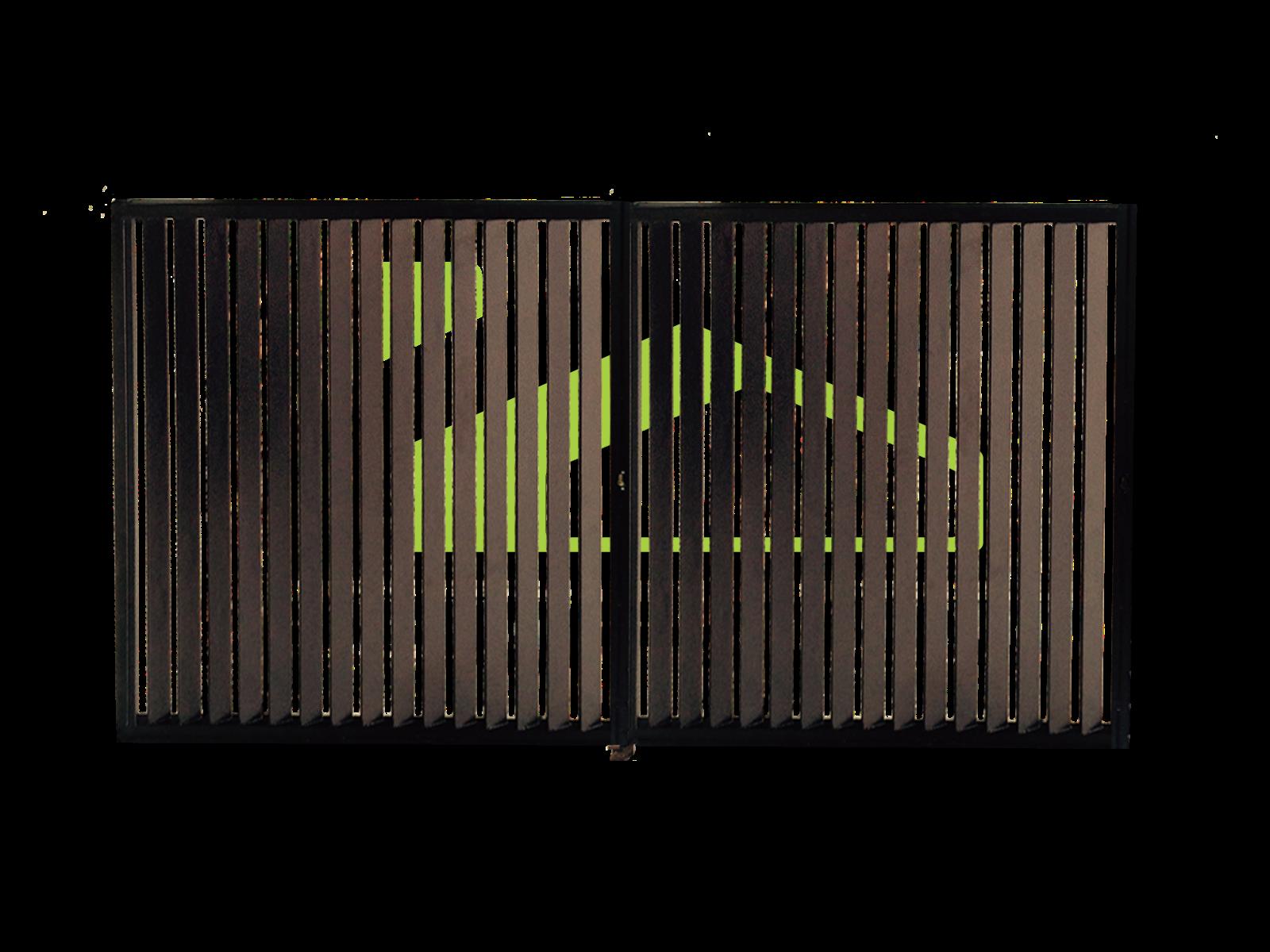 Moderne poorten PM 003