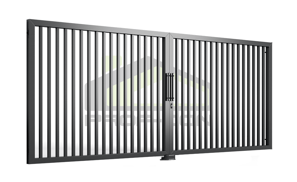 High-tech gate PM 012