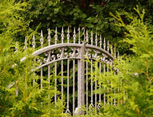 Portile din fier forjat – o alegere buna