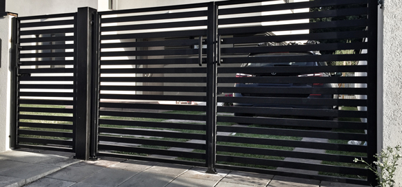 Moderne gates